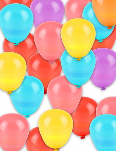 50 Ballons bombe à eau avec pompe-1