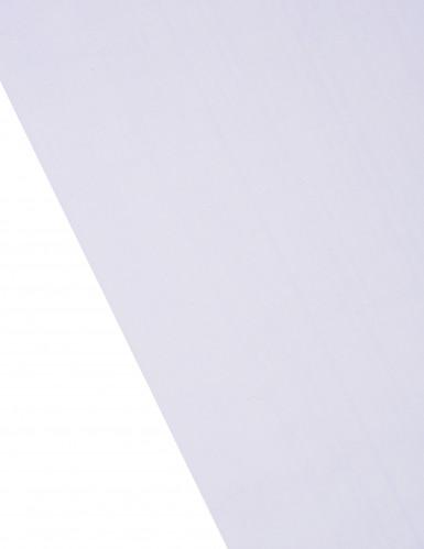Chemin de table organza brillant parme 28 cm x 5 m-1