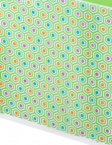 Nappe plastique Anniversaire Acidulé 137 x 214 cm-1