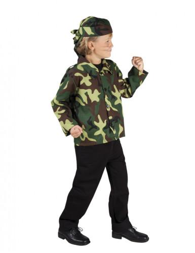 Kit militaire enfant