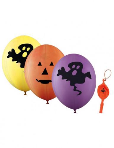 4 Ballons géants 45 cm Halloween