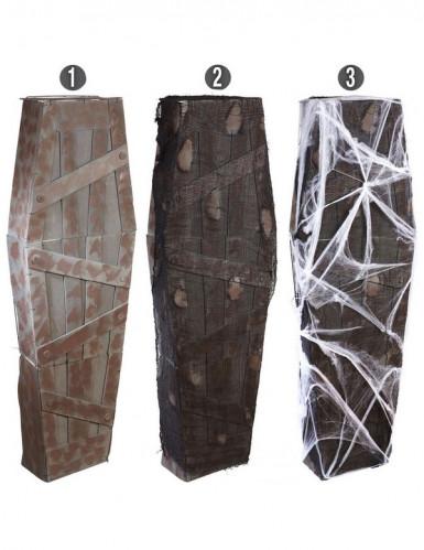 Cercueil avec toile d'araignée 160 cm Halloween-1