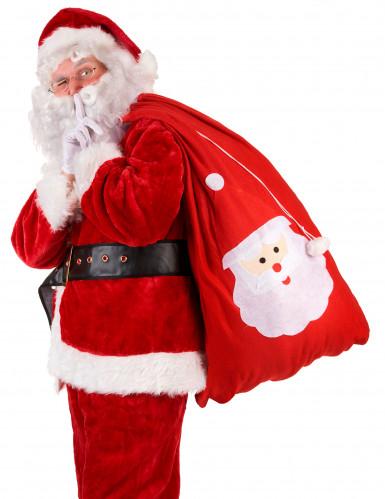 Hotte du père Noël 77 x 103 cm-1