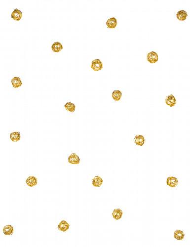 20 Perles métal or-1