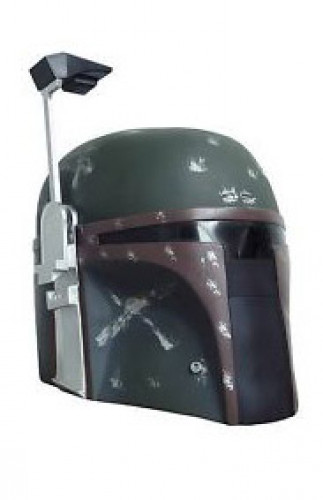 Casque collector Boba Fett - Star Wars™-1