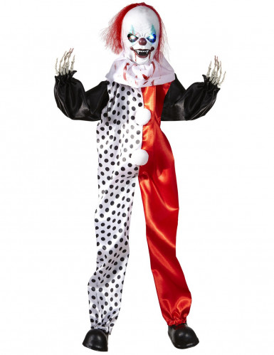 Clown assassin lumineux 90 cm