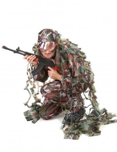 Filet camouflage 240 X 100 cm-1