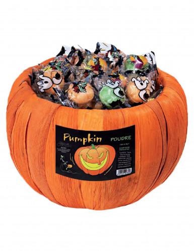 Boîte avec bonbons citrouilles 700 g Halloween