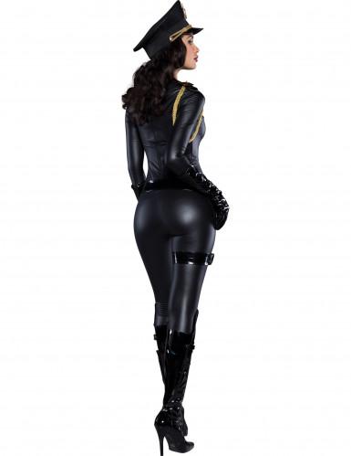 Déguisement Capitaine Sexy pour femme - Premium-1
