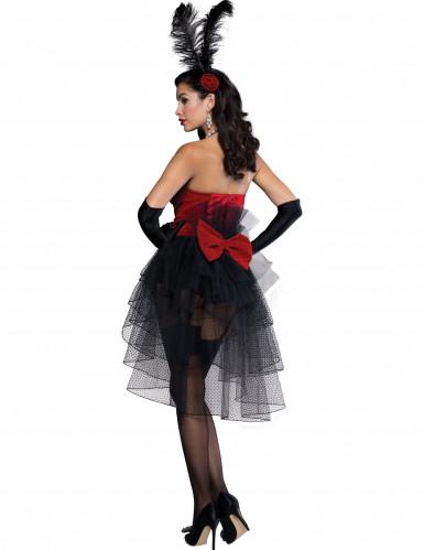 Déguisement Burlesque pour femme - Premium-1