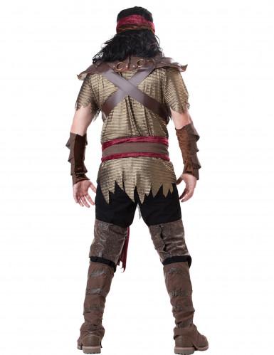 Déguisement Guerrier Scorpion pour homme - Premium-1