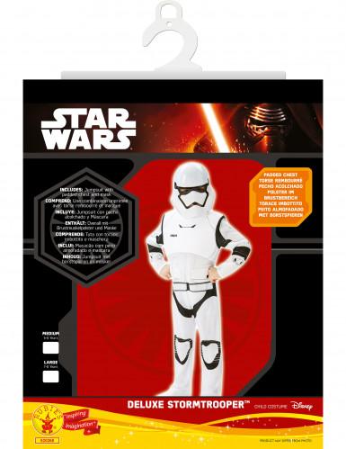 Déguisement Luxe Storm Trooper enfant -  Star Wars VII™-1