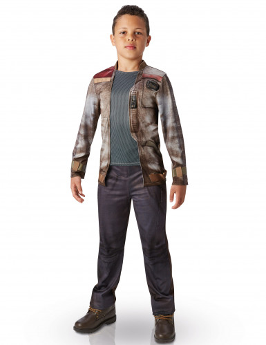 Déguisement luxe Finn Star Wars VII™ enfant-1