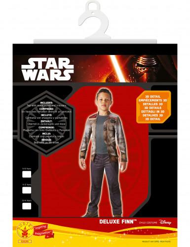 Déguisement Luxe Finn - Star Wars VII™ enfant-3