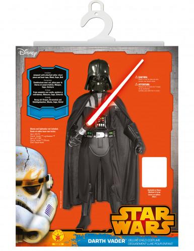 Déguisement enfant luxe Dark Vador avec masque - Star Wars™-1