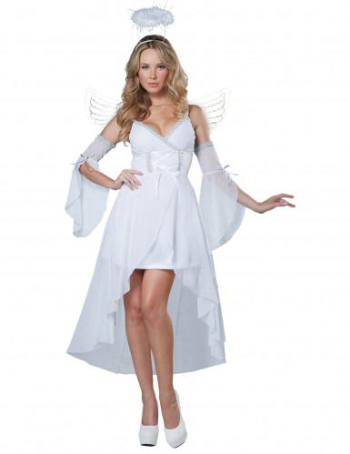 Déguisement Ange du Ciel pour femme