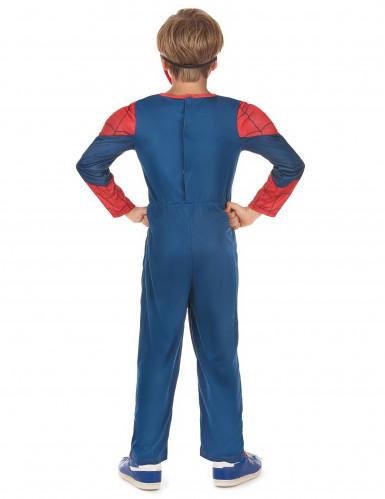 Déguisement luxe 3D EVA Spiderman™ Ultimate enfant   Coffret-2
