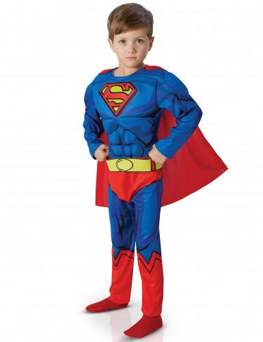 Déguisement luxe Superman™ Comic Book enfant