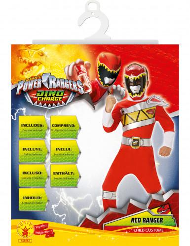 Déguisement Power Rangers™ rouge enfant -1