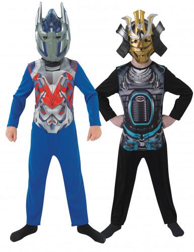 Pack déguisements enfant Transformers™ - Optimus prime et Drift™