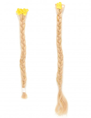 Tresse luxe Raiponce™ fille  -1