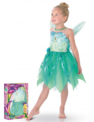 Coffre déguisement luxe Fée Clochette Pixie™ enfant