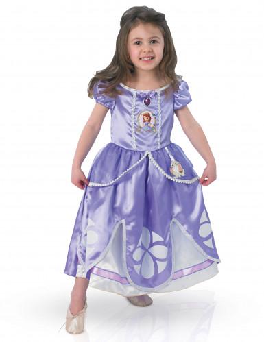 Déguisement luxe Princesse Sofia™ fille Coffret