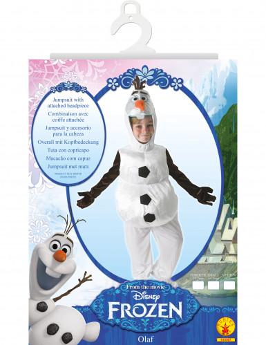 Déguisement luxe rembourré Olaf™ enfant-1