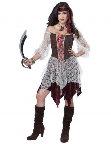 Déguisement Pirate Bucanière Sexy femme