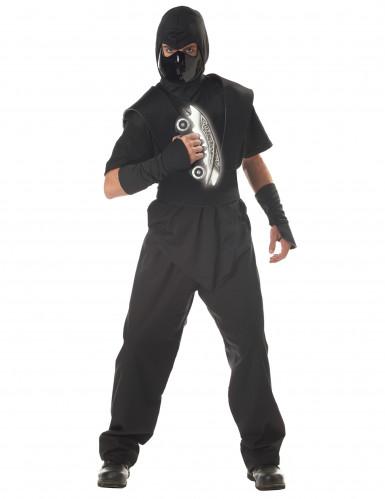 Lames Ninja en plastique-1