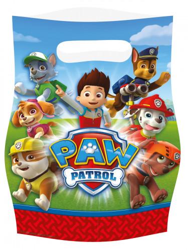 8 Sachets en plastique Pat' Patrouille™