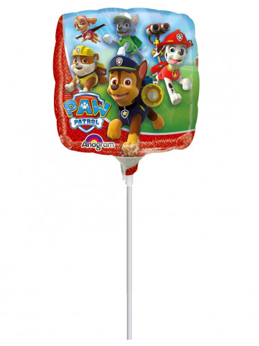 Ballon en aluminium Pat'Patrouille™ 22 cm