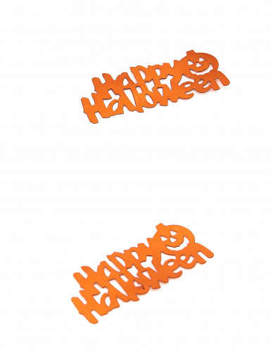 Confettis de table Happy Halloween 10 grammes