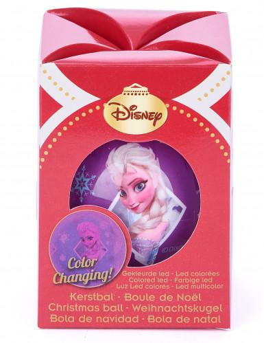 Boule lumineuse La Reine des Neiges™ 7,5 cm Noël-1
