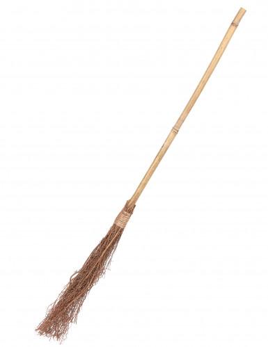 Balai de sorcière bamboo - 88 cm