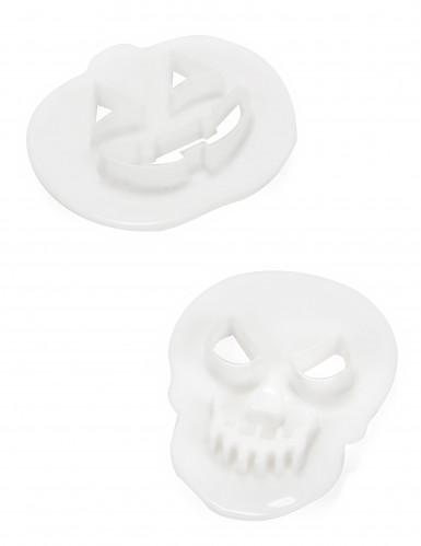 2 Emporte-pièces double-face Halloween