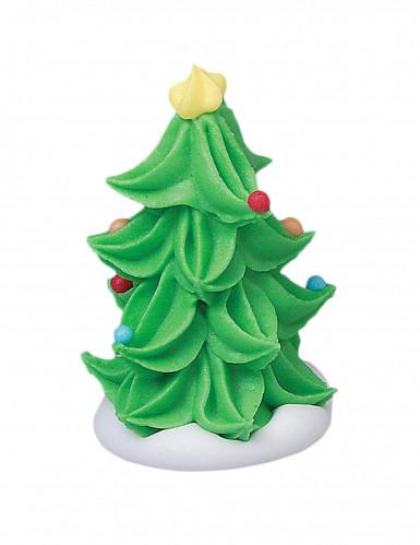 Petit sapin de Noël en sucre