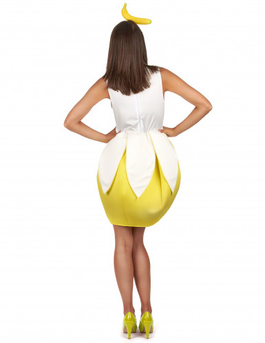 Déguisement banane femme-2