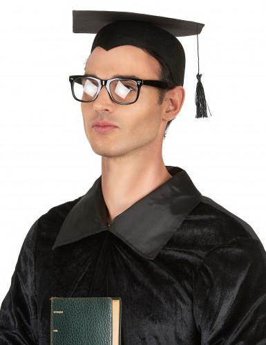 Coiffe d'étudiant adulte-1