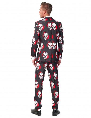 Costume Mr. Skull ensanglanté homme Suitmeister™ Halloween-1