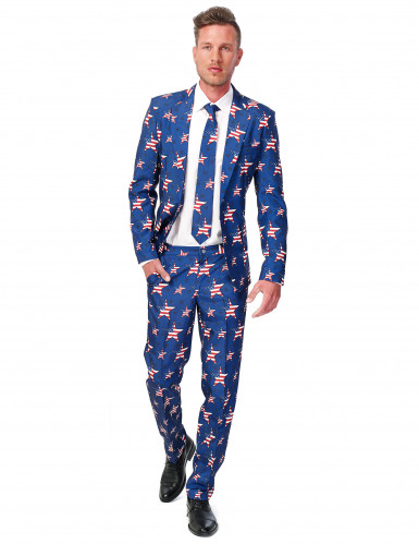 Costume Mr. USA Stars homme Suitmeister™