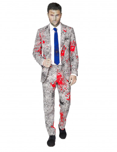 Costume Mr. Zombie Opposuits™ homme Halloween