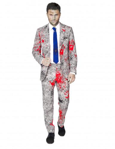 Costume zombie Opposuits™ homme Halloween