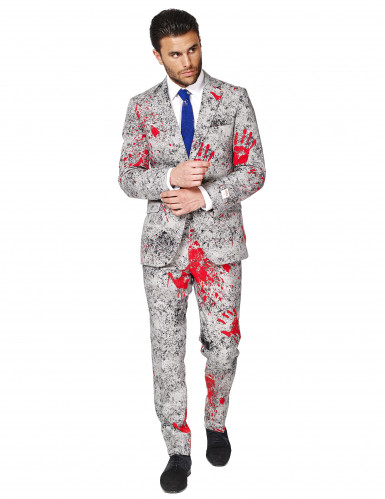 Costume Mr. Zombie Opposuits™ homme Halloween-1