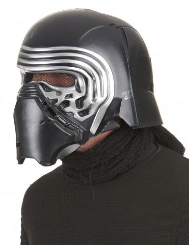 Masque adulte casque 2 pièces Kylo Ren - Star Wars VII™-1
