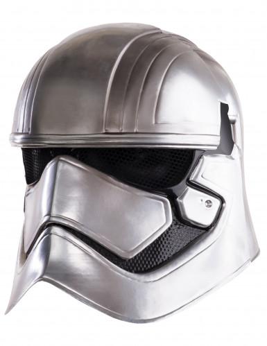 Masque luxe casque 2 pièces Captain Phasma Star Wars VII™ adulte