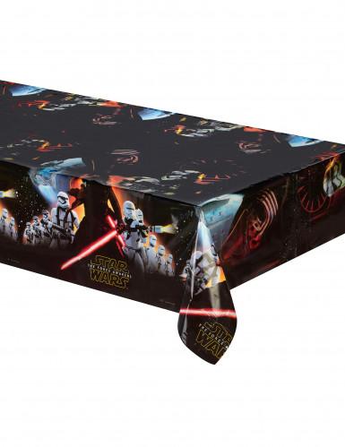 Nappe en plastique Star Wars VII ™ 120 x 180 cm