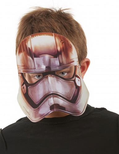 6 Masques plats en carton Star Wars VII ™-1