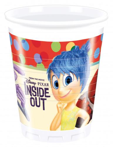 8 Gobelets en plastique Vice-Versa™ 200 ml