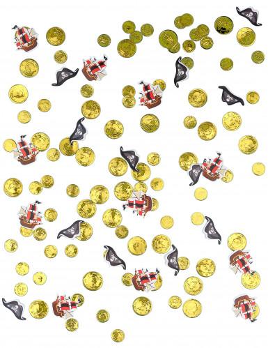 Confettis 3 modèles Pirate-1